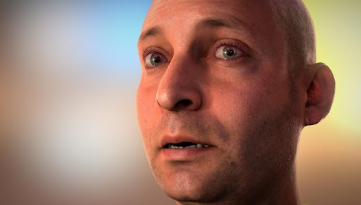 NVIDIA Tegra FaceWorks Demo screenshot 3