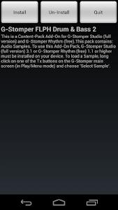 G-Stomper FLPH Drum & Bass 2 screenshot 6