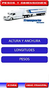 TRANSPORTE TERRESTRE screenshot 2