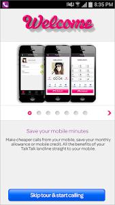 Talk2Go screenshot 0