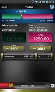 HTI Binary Options screenshot 3