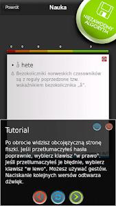 FISZKI Norweski Słownictwo 1 screenshot 2
