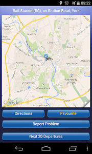 Bus York screenshot 3