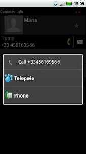 Telepele 1030 - old version screenshot 1