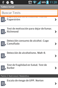 NurseTest Lite screenshot 2