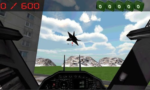 Army sniper: Air Attack screenshot 1