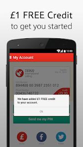 Tesco International Calling screenshot 0