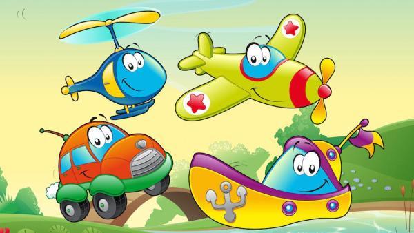 Машинки для детей развивающие - Android Apps on Google Play