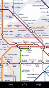 London Tube Map screenshot 1