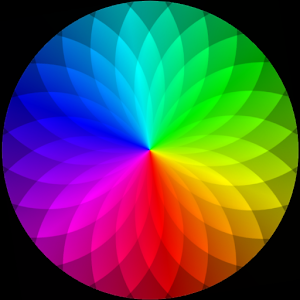 Rainbow Swirl - Live Wallpaper apk