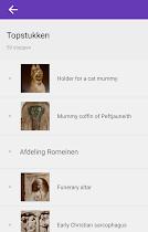 Rijksmuseum van Oudheden - screenshot thumbnail 03