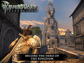 Ravensword: Shadowlands 3d RPG - screenshot thumbnail 07