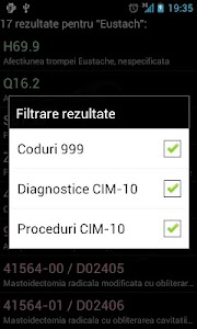 Codificare Medicala screenshot 1