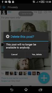 Privately App screenshot 3