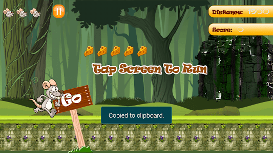 Jerry Mouse Running screenshot 6