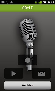 Voice SMS(MSS) - voice2voice screenshot 0