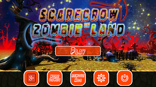 Scarecrow In Zombie Land screenshot 4