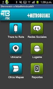 Metrobus MX screenshot 0