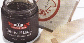 Basic Black Blemish Control Gel
