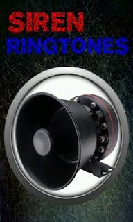 Siren Ringtones screenshot 02