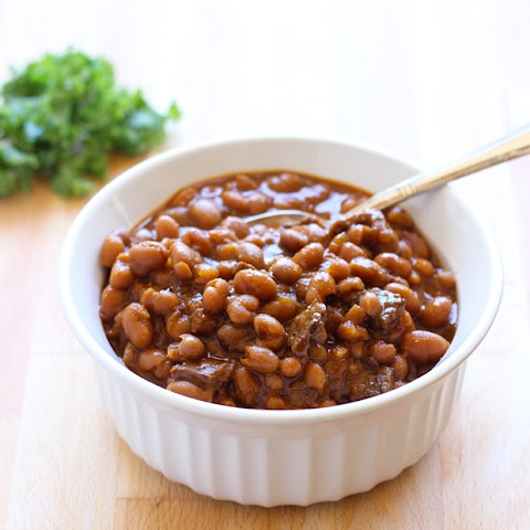 10 Best Crock Pot Baked Beans With Maple Syrup Recipes