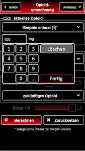 Palliative Care Tools screenshot 1