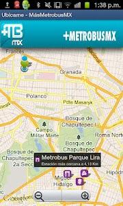 Metrobus MX screenshot 4
