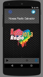 Nossa Radio Salvador screenshot 4