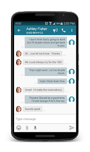 SimplyText: Free Texting - SMS screenshot 2