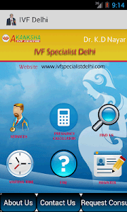 IVF India  Akanksha IVF Centre screenshot 0