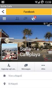 Scilla Cafè screenshot 1