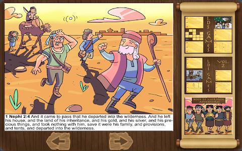 LDS Game Bundle Storybook screenshot 1