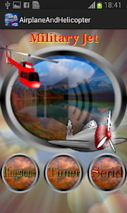 Airplane & Helicopter Ringtone screenshot 6