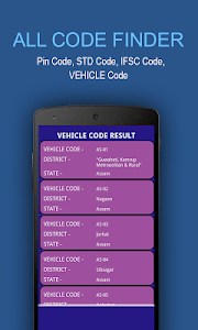 All Code Finder - India screenshot 12