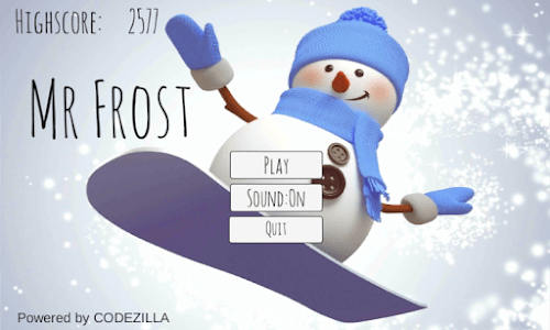 Mr Frost screenshot 0