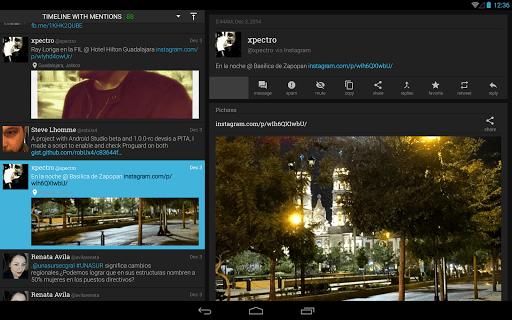 Plume for Twitter screenshot 08