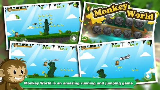 Monkey World screenshot 12