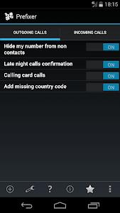 Prefixer screenshot 0