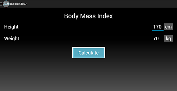 BMI Calculator screenshot 7