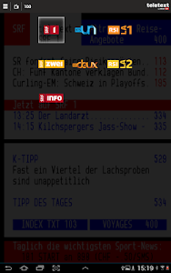 TELETEXT (mobile Website) screenshot 8