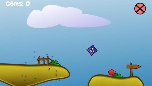 Cube Story (Rovio Style) screenshot 2