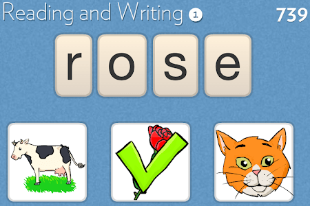 Reading & Writing 1 screenshot 10
