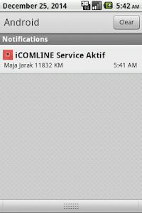 ICOMLINE PRO screenshot 0