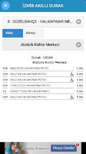 İzmir Akıllı Durak screenshot 17