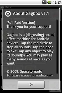 Gagbox Sound Effects Machine screenshot 1