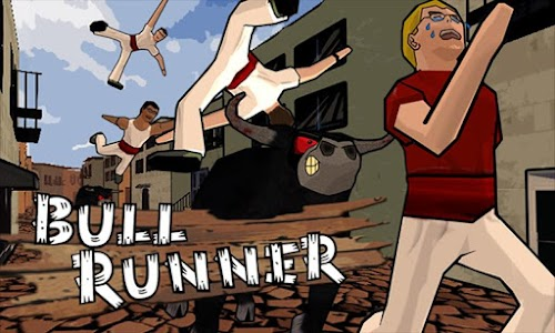 Bull Runner Free screenshot 0