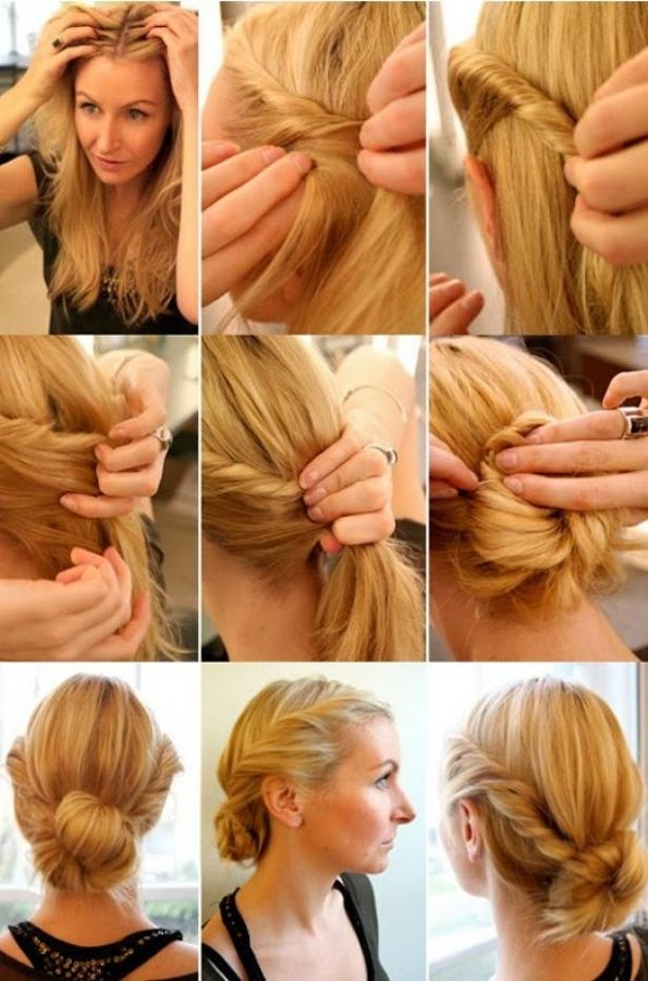 Hair Styling Step By Step - Android Apps on Google Play