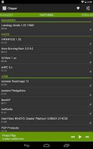 Chipper - A Keygen Jukebox screenshot 10