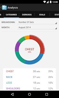 FitNotes - Gym Workout Log screenshot 03