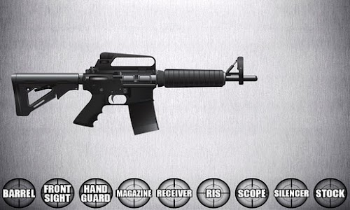 Assault Rifle Builder screenshot 1